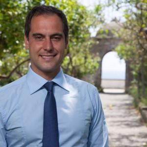 Dino Ambrosino, sindaco di Procida (foto di Stefano Vitiello)