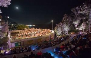 La Mortella Teatro greco