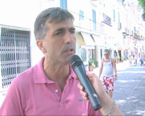 """Vito Iacono, consigliere di opposizione e capogruppo de """"Il Volo"""""""