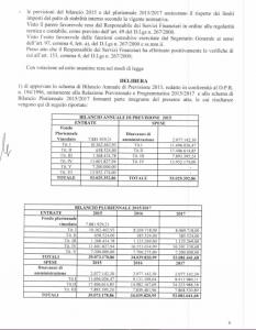 delibera GM bilancio Procida 2