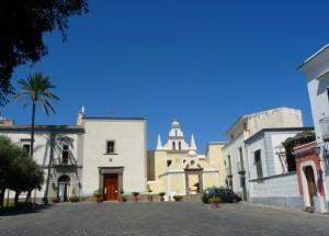 piazza Municipio Forio