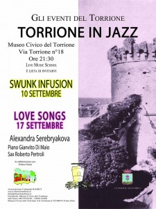 Jazz Torrione settembre 2015