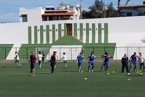 CALCIO: REAL FORIO AVANTI CON L'ARZANESE, BARANO AL RIPOSO SULLO 0-0