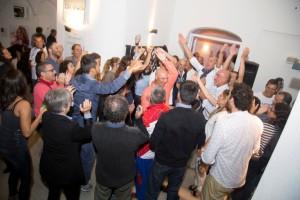 FINISCE IL MONDIALE DI APNEA: GLI ATLETI FANNO FESTA DA 'DIVINA'