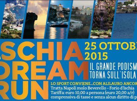 'ISCHIA DREAM RUN', TUTTE LE IMMAGINI NEL SERVIZIO DI ISCHIA REPORTER (VIDEO)