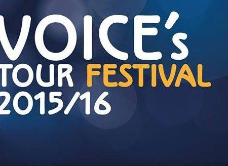 """MUSICA, STASERA A ISCHIA SETTIMA TAPPA DEL """"VOICE'S TOUR FESTIVAL"""""""