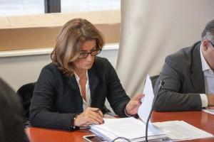 L'avvocato Maria Grazia Di Scala