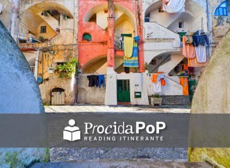 """LETTERATURA, DOMENICA 27 DICEMBRE TORNA """"PROCIDA POP"""""""