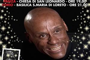 WILL WELDON ROBERSON E I GOSPEL ITALIAN SINGERS IN CONCERTO A FORIO
