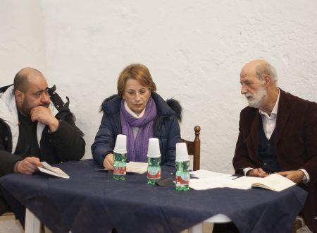 """""""PETALI"""", PRESENTATA LA NUOVA RACCOLTA POETICA DI GIUSEPPE CASTIGLIONE"""