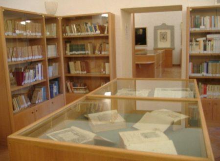 CULTURA, IN VIGORE I NUOVI ORARI DI APERTURA DELLA BIBLIOTECA ANTONIANA