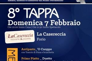 MUSICA, IL VOICE'S TOUR FESTIVAL RIPARTE QUESTA SERA A FORIO