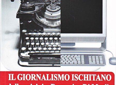 GIORNALISMO, È IN VENDITA ONLINE IL NUOVO LIBRO DI NINO D'AMBRA